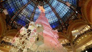 Noël à paris en 2016