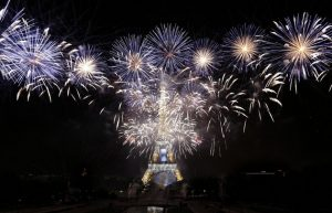 Week-end du 14 juillet à Paris