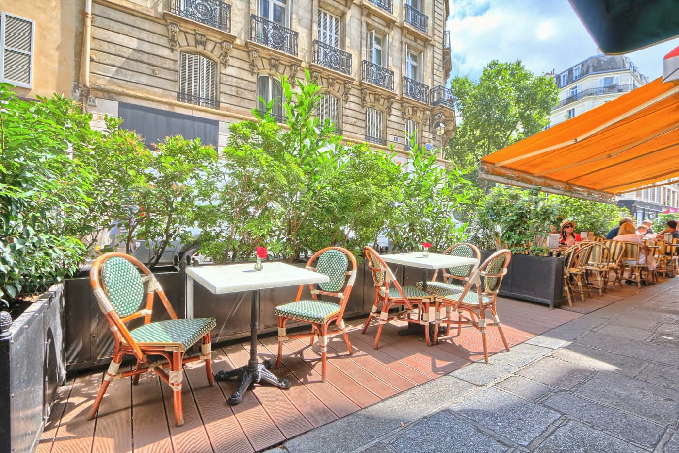 terrasse welcome hotel