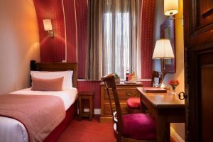 chambre individuelle hotel welcome paris