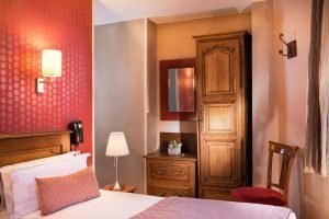 chambre twin hotel welcome paris