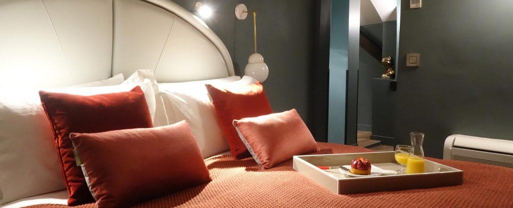 junior suite hotel welcome paris