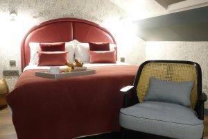 chambre supérieure hotel welcome paris