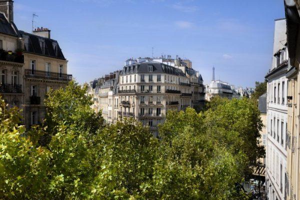 Hôtel Boulevard St Germain Paris 6