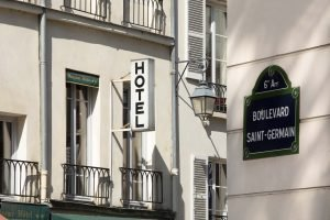 Hotel Open in Paris for September Fairs