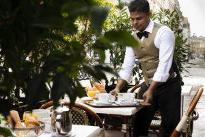 Hôtel Petit-Déjeuner en terrasse à Paris 6 : Welcome Hôtel