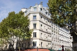 Hotel in rue de Seine Paris 6th arrondissement