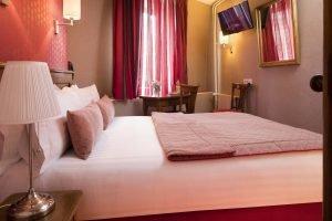 Quel hôtel choisir à proximité de la Place de la Sorbonne?