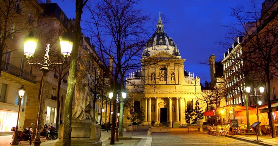Book a hotel near the Place de la Sorbonne in Paris