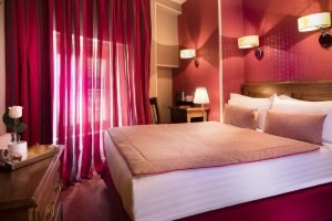 What is the best area for a hotel in Paris